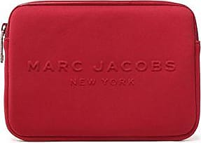 Marc Jacobs Woman Embossed Neoprene Tablet Case Emerald Size Marc Jacobs