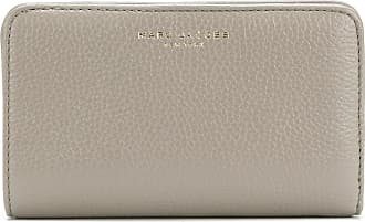 Wallet for Women, Turtledove, Leather, 2017, One size Marc Jacobs
