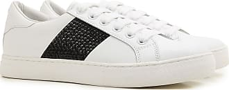 Sneakers for Women On Sale, Black, Leather, 2017, 7.5 Marc Jacobs