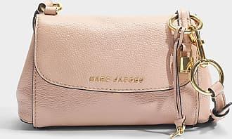 The Boho Grind Crossbody Tasche aus hell Slate Kuhleder Marc Jacobs