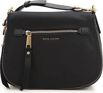 Shoulder Bag for Women, Dark Grey, Leather, 2017, one size Marc Jacobs