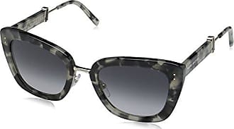 Marc by Marc Jacobs Sunglasses Mmj 413/S Ha White Crystal Grey, 53 Marc Jacobs