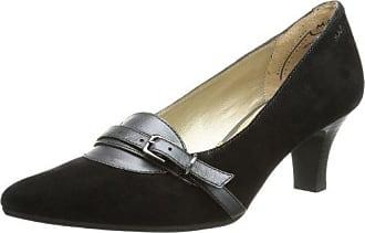 Marc Shoes Vanessa, Damen Pumps, Schwarz (Black 100), 39 EU