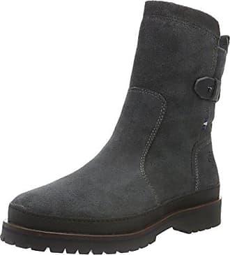 Marc O'Polo 60812906301300 Bootie, Zapatillas de Estar por Casa para Mujer, Gris (Grey 920), 38 EU