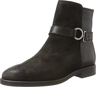 High Heel Bootie 70814176201110, Bottines Femme, Schwarz (Black), 42 EUMarc O'Polo