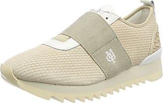 Sneaker 80114413501103, Baskets Femme, Beige (Sand 715), 42 EUMarc O'Polo