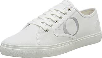 Sneaker 80114413501103, Zapatillas para Mujer, Beige (Sand 715), 37 EU Marc O'Polo