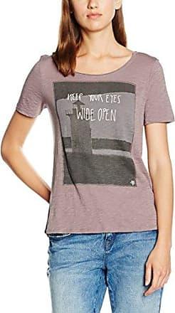 Marc O'Polo 607202151117, Camiseta para Mujer, Violett (Light Basalt 643), XXS