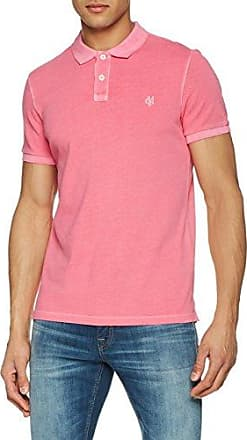Marc O'Polo 727235553084, Polo Homme, Vert (Mineral Green 456), M