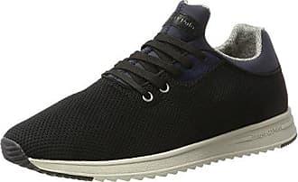 Marc O'Polo Sneaker 80124363501303, Zapatillas para Hombre, Azul (Navy 890), 42 EU
