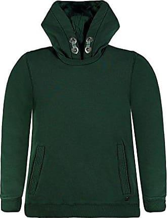 1 Arm, Sweat-Shirt Gar?on, (Jungle Green 5240), 8 Ans