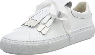 Bronx Bx 1246 Bstitchx, Zapatillas de Estar por Casa para Mujer, Plata (Silver), 37 EU