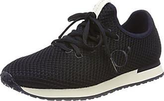 Marc O'Polo Lace Up Shoe 80114453402102, Zapatos de Cordones Oxford para Mujer, Plateado (Silver 165), 42 EU