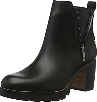 Marc O' Polo High Heel Bootie 70814176201110, Bottines Femme, Schwarz (Black), 37 EU