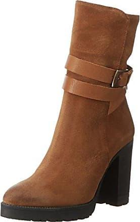 Marc Shoes Helena, Zapatillas de Estar Por Casa para Mujer, Gris-Grau (Anthrazit 00132), 42 EU