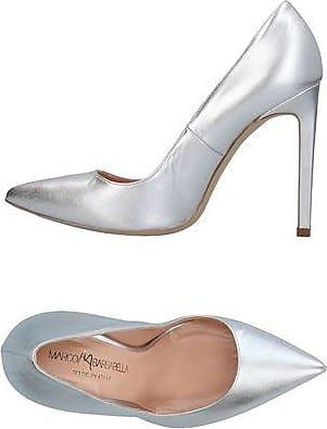 61830, Talons Femme - Argenté - Argenté (Shade Silver C36098), 40 EU EUMaria Mare