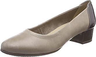 22419, Zapatos de Tacón para Mujer, Azul (Denim), 37 EU Marco Tozzi