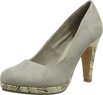 22409, Zapatos de Tacón para Mujer, Rosa (Rose 521), 36 EU Marco Tozzi