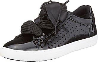 Marco Tozzi 25220, Sneakers Basses Femme, Noir (Black Ant.Comb), 36 EU