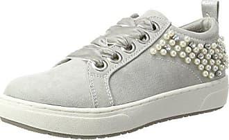 Marco Tozzi 24726, Zapatillas sin Cordones para Mujer, Gris (Lt.Grey Comb), 41 EU
