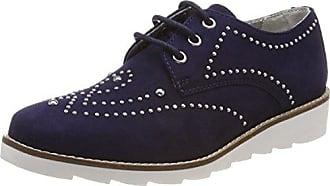 23751, Sneakers Basses Femme, Bleu (Navy), 39 EUMarco Tozzi