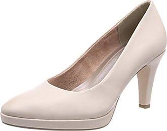 22417, Zapatos de Tacón para Mujer, Rosa (Pink), 37 EU Marco Tozzi