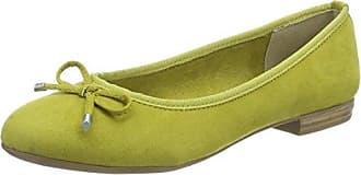 Marco Tozzi 22135, Bailarinas para Mujer, Verde (Lime), 36 EU