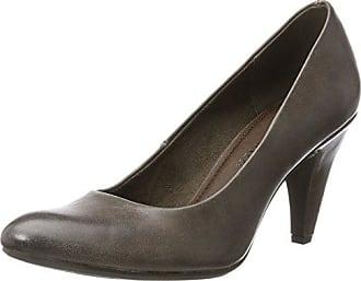 Marco Tozzi 22412, Zapatos de Tacón para Mujer, Azul (Navy Antic 892), 40 EU