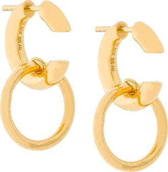 Maria Black twin earrings - Metallic