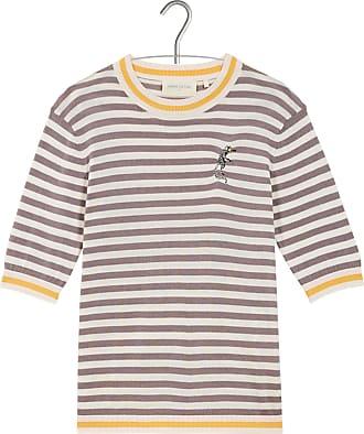 Langärmeliges Poloshirt aus Baumwoll-Seide-Strick Marie-Sixtine