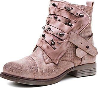 Gabor 35.690-75 Bordo, Schuhe, Stiefel & Stiefeletten, Stiefeletten, Braun, Female, 36
