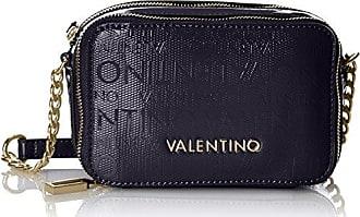 Valentino by Damen Clove Baguette, Blau (Notte), 9.0x12.0x19.0 cm Mario Valentino