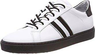 Maripé 26597, Zapatillas para Mujer, Blanco (Agnelotto Bianco), 43 EU