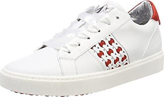Maripé 26597, Zapatillas para Mujer, Blanco (Agnelotto Bianco), 39 EU