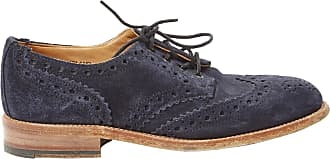 Pre-owned - Leather lace ups Mark Mcnairy