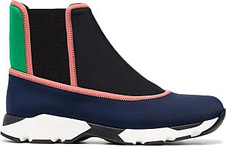 Multicoloured Neoprene Sock Sneakers Marni
