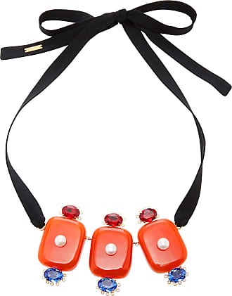 necklace multicolour necklaces women vestiaire jewellery collective s marni