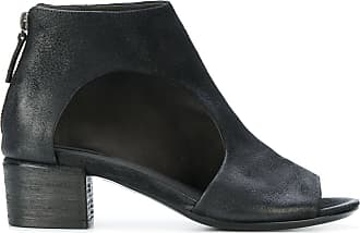 suede and leather boots - Nero Zeferino