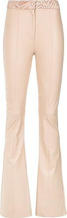 Magali wide leg trousers - Nude & Neutrals Martha Medeiros