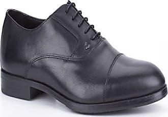 Herren Kingsley 1326-1857PYM Derbys, Schwarz (Black Black), 40 EU Martinelli