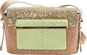 Mary Katrantzou Pre-owned - Patent leather clutch bag