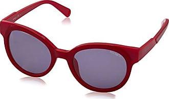 Womens Max&CO.285/S 85 Ttq Sunglasses, Orange/Grey Green, 54 Max & Co.