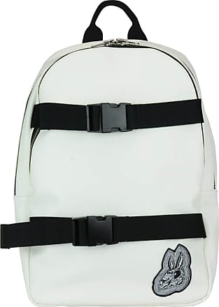 McQ by Alexander McQueen Bunny faux leather backpack