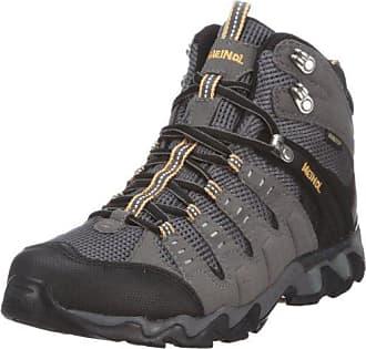 Viking RONDANE GTX, Chaussures de Randonnée Mixte Adulte - Gris - Grau (Pewter/Pink 7809), Taille 37 EU