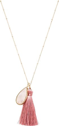 Melanie Auld The Island Necklace in Metallic Gold