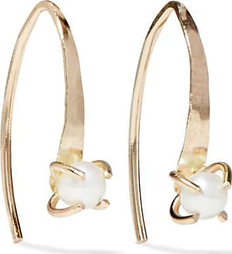 Balenciaga Giant Pearl Earring in Metallics