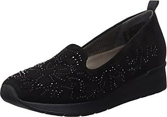 Mujer R35017 Slippers Negro Size: 38 EU Melluso