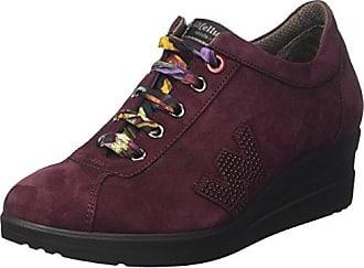 MELLUSO R25410, Sneakers Basses Femme - Gris - Gris (Lapis Renna-Lapis), 40 EU EU