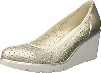 MELLUSO Donna, Zapatillas para Mujer, Marfil (Avana Avana), 41 EU