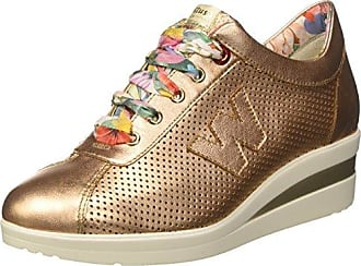 Donna-Walk Techno, Baskets Femme, Rose (Salmone Salmone), 37 EUMelluso